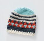 8 Free Crochet Hat Patterns