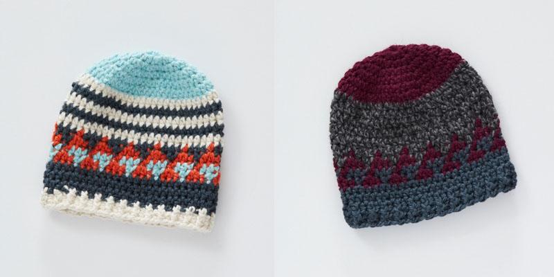 Bear Mountain Hat Kit