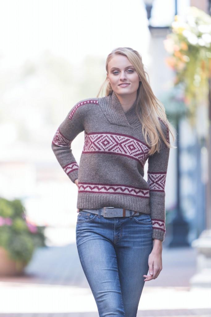 Amanda Bell Hawkerst Sweater