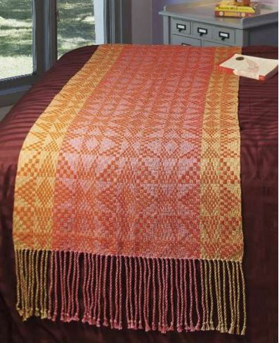 Here is the corrected draft for the Belle Creole Bed Runner