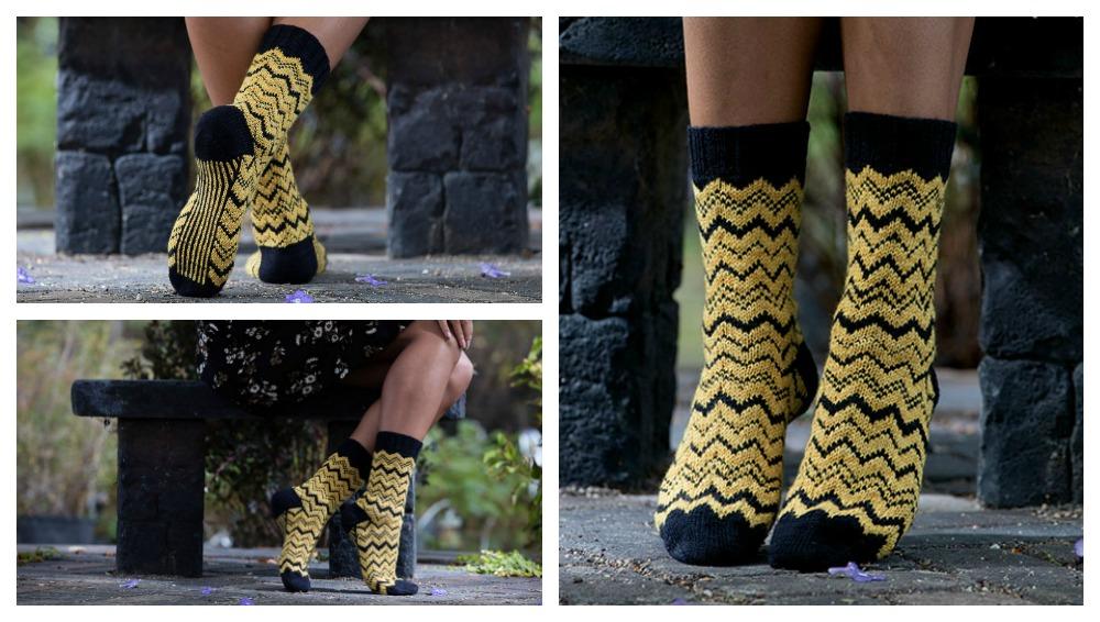 Bergello-Socks