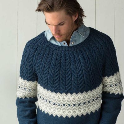 bergen peak pullover