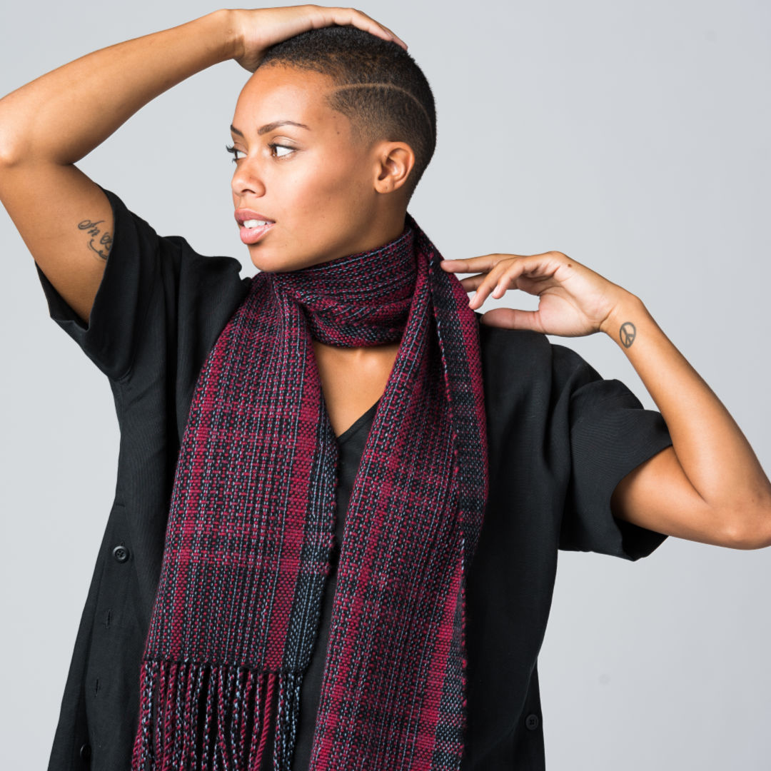 Yarn to Love scarf