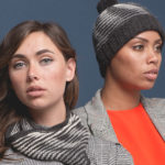<em>knitscene</em> Winter 2018: Black Forest Hat and Cowl Set