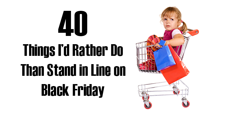 Is Black Friday Just Shopping? Not This Year.