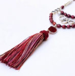 How to Update a Classic Tassel Necklace Design