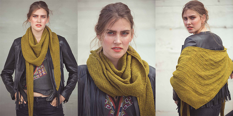 Pattern of the Week: The Simple, Scrumptious Blake Shawl