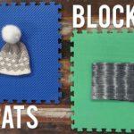 Interweave Yarn Hacks: Blocking Mats