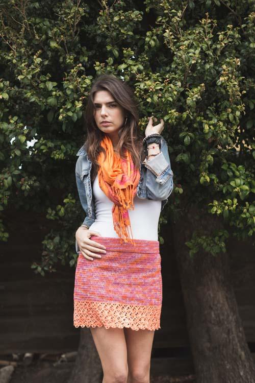 Boardwalk Skirt