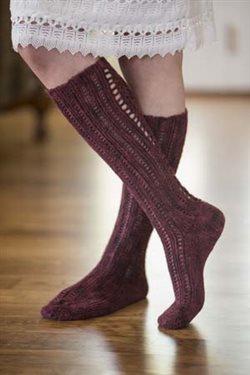 Bon Vivant Crochet Socks