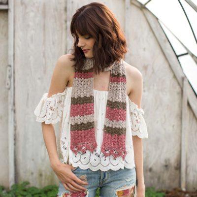 bosque bloom scarf