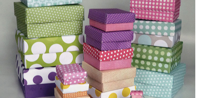 Crafting Handmade Paper Boxes for Gifting