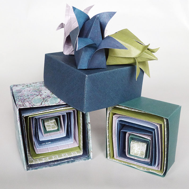 #BusinessSaturday, Paper Boxes for packaging your handmade items