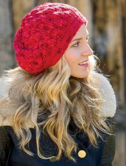 Bozeman hat knitting pattern