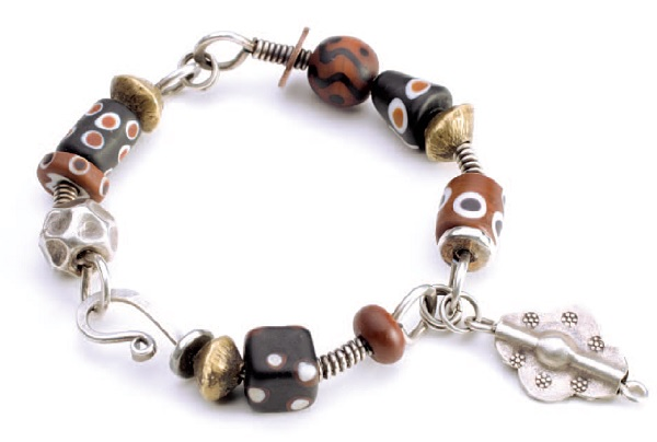 master Brangle bracelet-making by Connie Fox