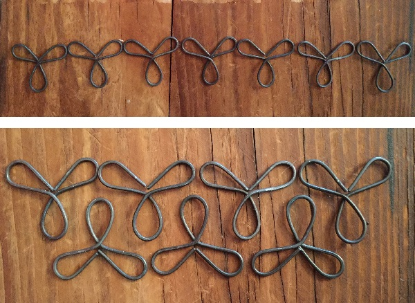 wire jewelry making with multiple wire jig components by Brenda Schweder