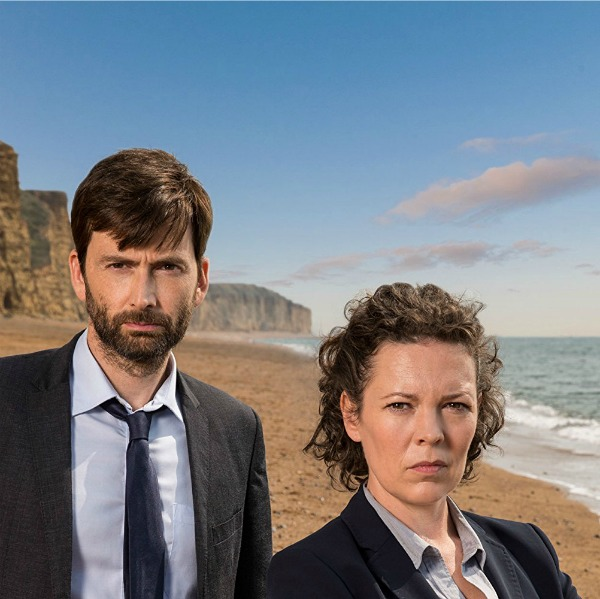 British detective show