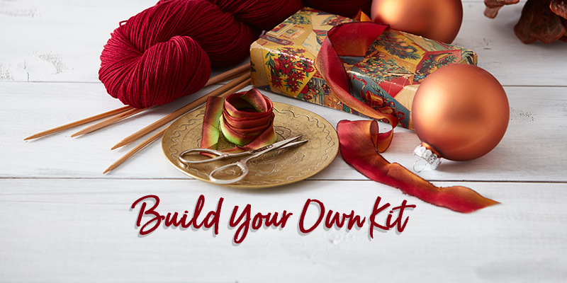 Give a BYOK (Build Your Own Kit) to the Knitters in Your Life!