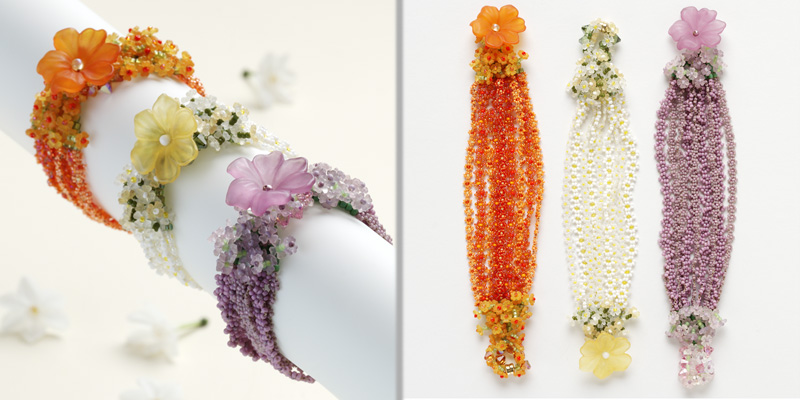 Make the Editor's Favorite Beadwork Projects!