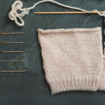 The Handknitter's Double-Knit Buttonband