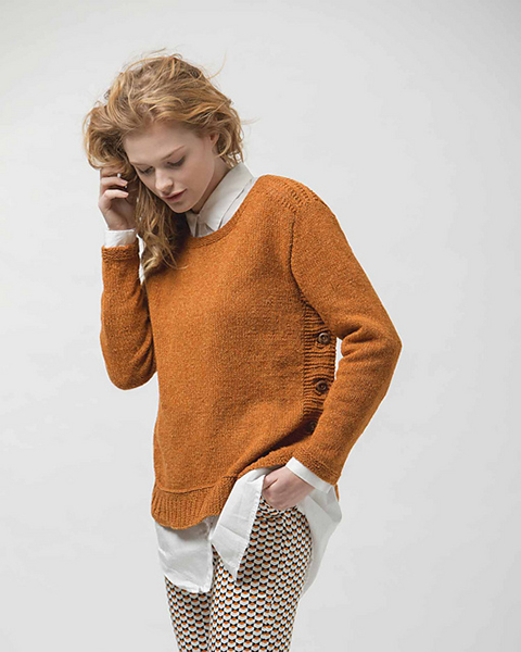buttonsidesweater