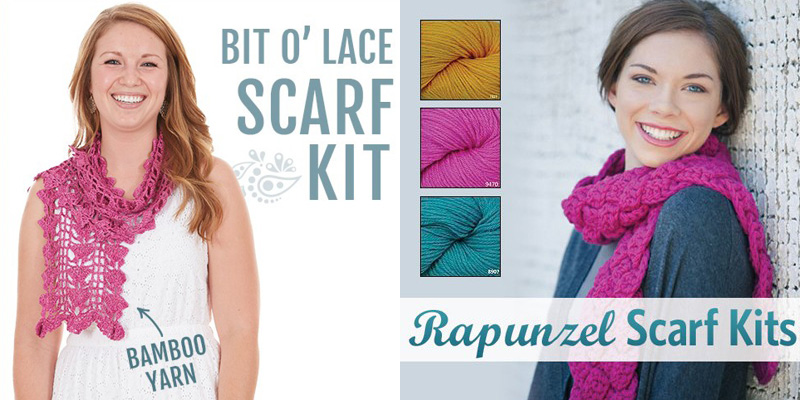 Crocheted Scarves You Will Love