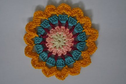 Crochet Free Pattern Design Interweave