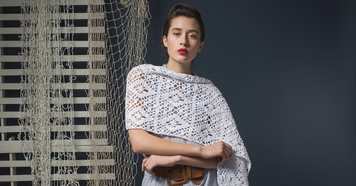 <em>Interweave Crochet</em> Summer 2018 Lookbook