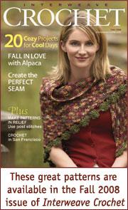 Interweave Crochet Fall 08