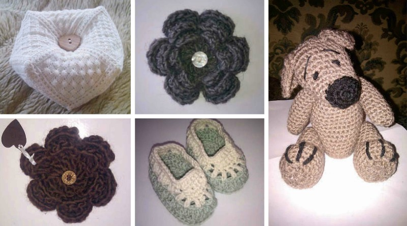 Interweave Crochet Accessories: Turning Chain