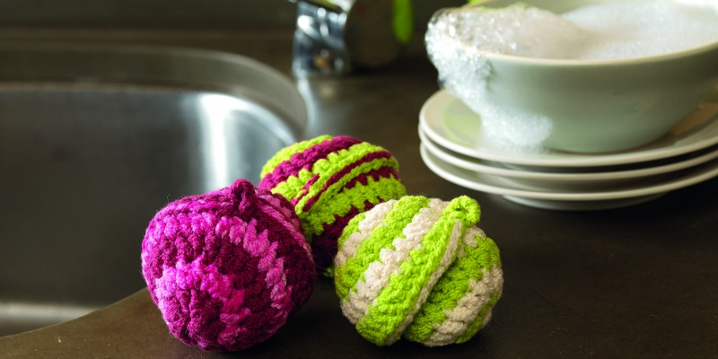 Bust Your Yarn Stash this Summer!