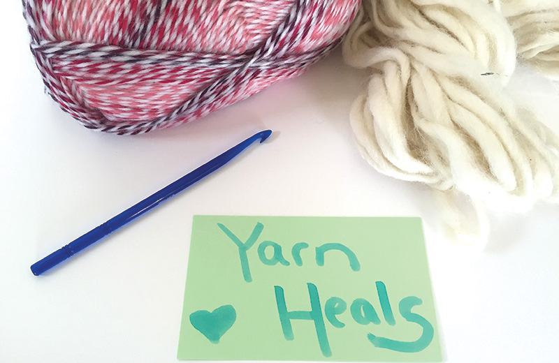 You Can Do It! Add Affirmations to Your Crochet Process