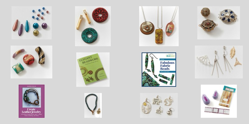 Cool Stuff, Products We Love, February/March 2018 <em>Beadwork</em> Magazine