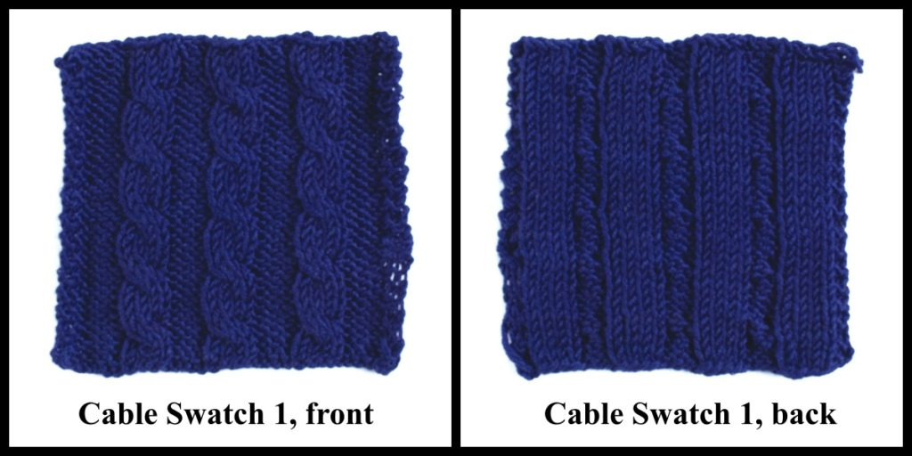 A Guide to Reversible Knit Cables - Interweave