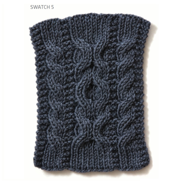 knitted cable