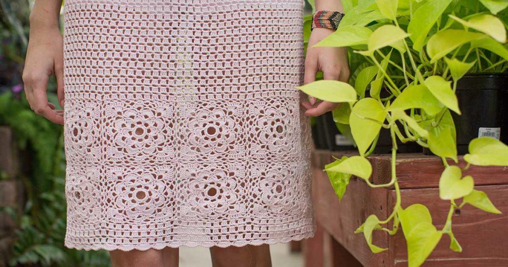 Pattern of the Week: Cactus Flower Skirt