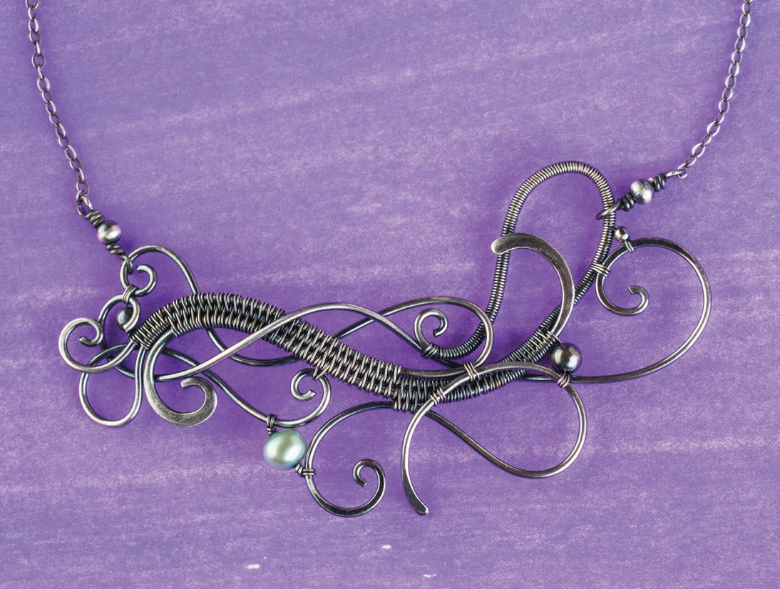 How to Make Wire Jewelry Like a Pro with 8 Expert Tips - Interweave