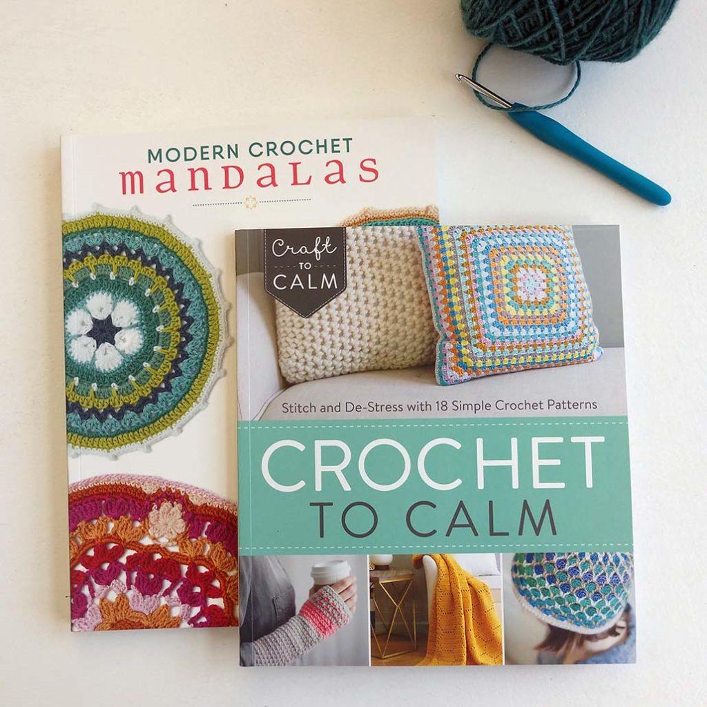 reach summer goals with calming crochet