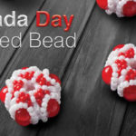 Beaded Beads: O, Canada! Celebrating the Sesquicentennial with a Custom Beaded Design