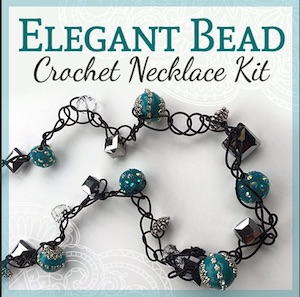 Candie Coopers NEW Blue Crochet kit