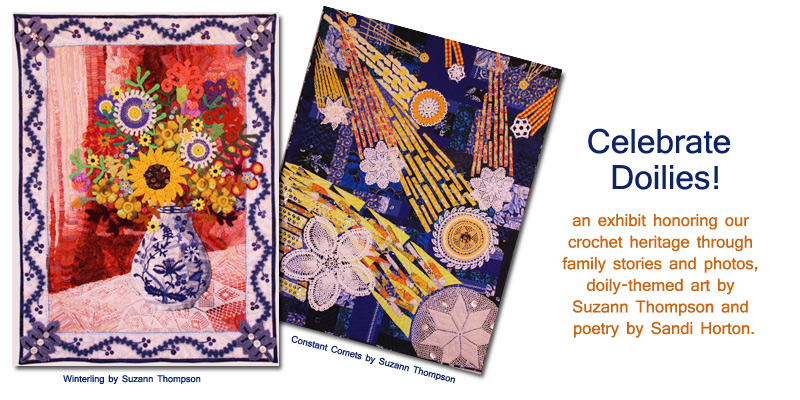 Celebrate Doilies with Suzann Thompson