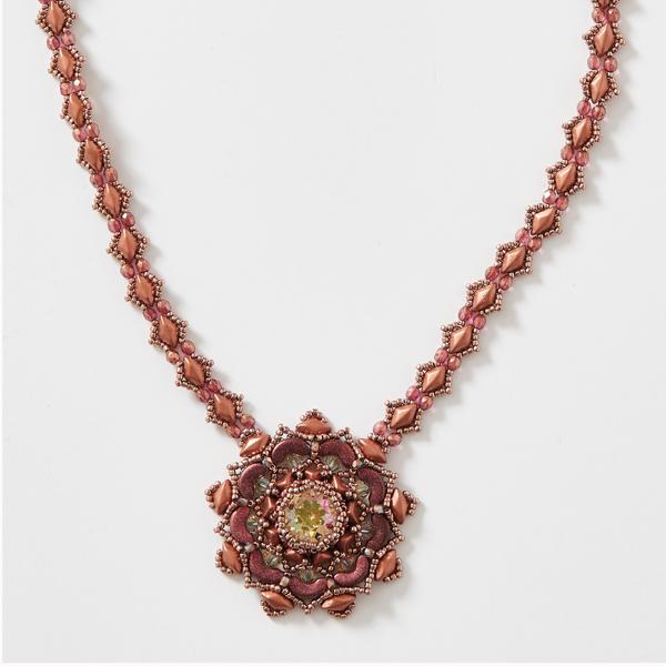 Cereus Bloom Necklace