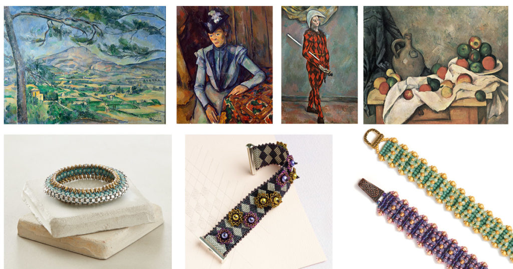Beading with the Masters: Paul Cézanne