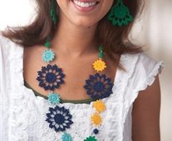 Crochet Jewlery Patterns