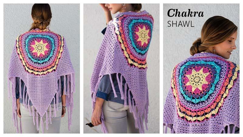 Chakra-Shawl