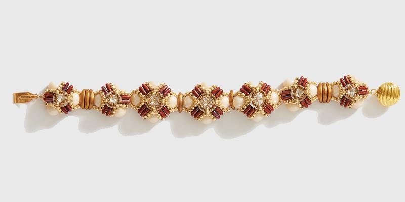 Champagne Luster Bracelet