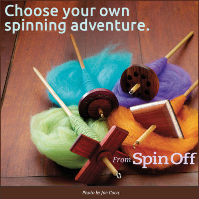 spinning adventure