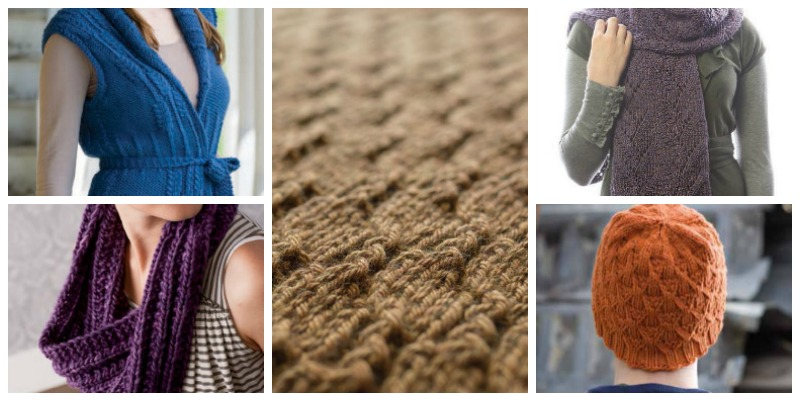 Chunky Knits: Five Free Knitting Patterns!