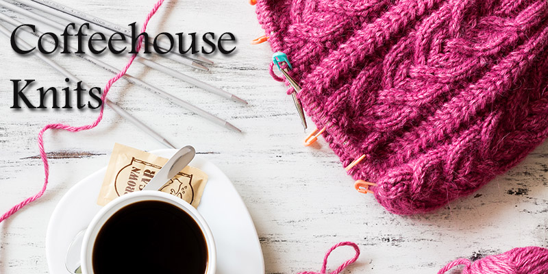 5 Coffeehouse Knits to Cozy Up Your Remote Workday