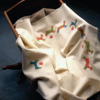 Colcha Baby Blanket